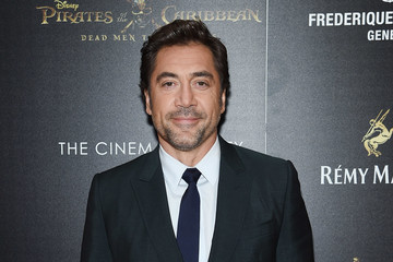 Javier Bardem The Cinema Society Hosts a Screening of 'Pirates Of The Caribbean: Dead Men Tell No Tales'