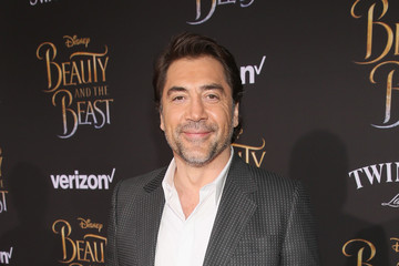 Javier Bardem The World Premiere Of Disney's Live-Action 'Beauty And The Beast'