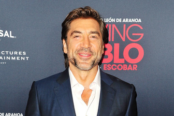 Javier Bardem Universal Pictures Home Entertainment Content Group's 'Loving Pablo' Special Screening - Arrivals