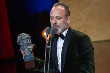 Javier Gutierrez Goya Cinema Awards 2018 - Gala