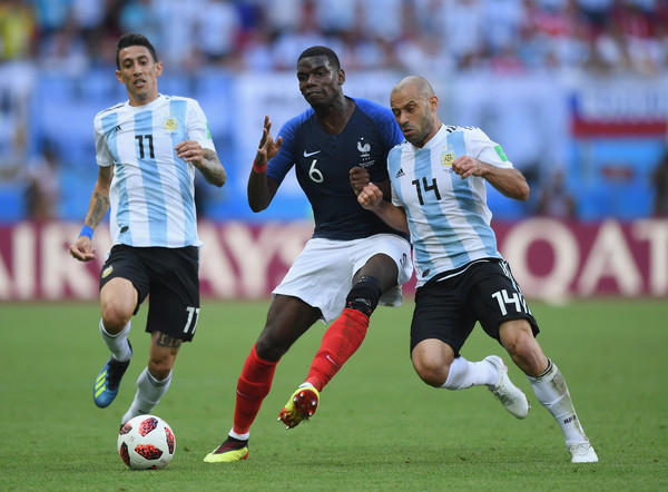 France vs. Argentina: Round Of 16 - 2018 FIFA World Cup Russia