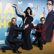 Javier Ruiz Caldera 'Mira Lo Que Has Hecho' Second Season Premiere In Madrid
