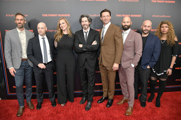Jay Carson 'The Front Runner' New York Premiere