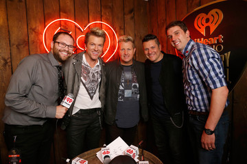 Jay DeMarcus 2015 iHeartRadio Country Festival - Backstage
