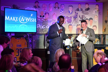 Jay DeMarcus Waiting For Wishes Celebrity Waiters Dinner With Kevin Carter & Jay DeMarcus