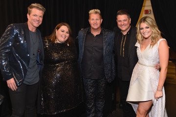 Jay DeMarcus 2018 CMT Music Awards - Backstage & Audience