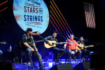 Jay DeMarcus CBS RADIO's Second Annual Stars and Strings - Show