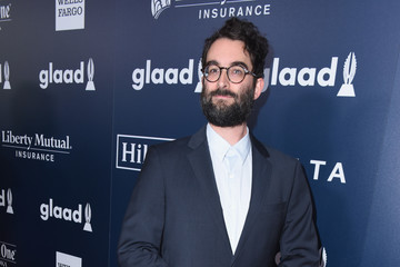 Jay Duplass 28th Annual GLAAD Media Awards in LA - Red Carpet & Cocktails