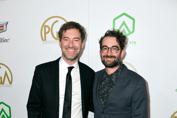 Jay Duplass 30th Annual Producers Guild Awards  - Arrivals