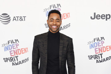 Jay Ellis 2018 Film Independent Spirit Awards  - Arrivals