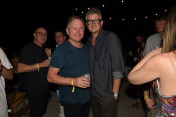 Jay Jopling White Cube And Soho Beach House Party With Bombay Sapphire During Art Basel Miami 2018