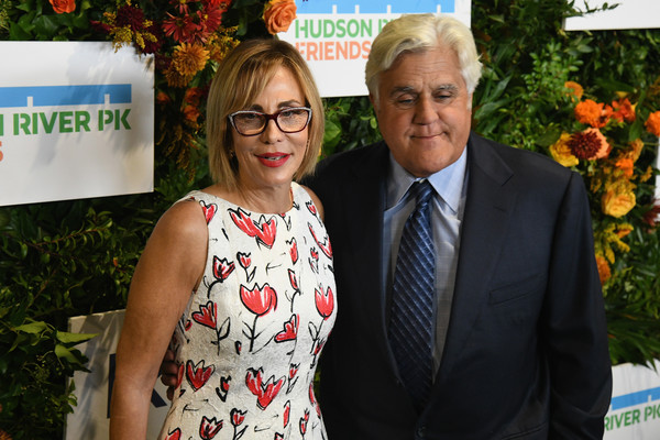 Jay Leno Hosts The 20th Anniversary Gala To Celebrate Hudson River Park - Arrivals [red,event,community,adaptation,recreation,plant,media,flooring,leisure,arrivals,jay leno,madelyn wils,jay leno hosts the 20th anniversary gala to celebrate hudson river park,hudson river park,new york city,pier 60,20th anniversary gala]