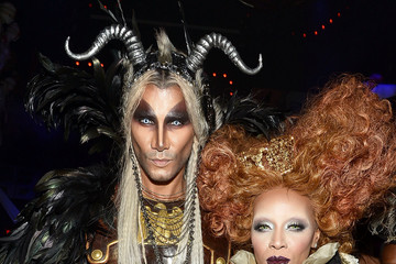 Jay Manuel Celebs at Heidi Klum's Annual Halloween Party — Part 2