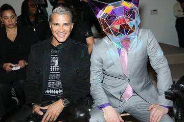Jay Manuel The Blonds - Front Row - MADE Fashion Week Fall 2015
