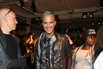 Jay Manuel The Blonds - Front Row - MADE Fashion Week Spring 2015