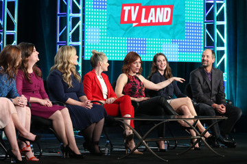 Jay Martel Kathryn Renee Thomas 2016 Winter TCA Tour - Day 2