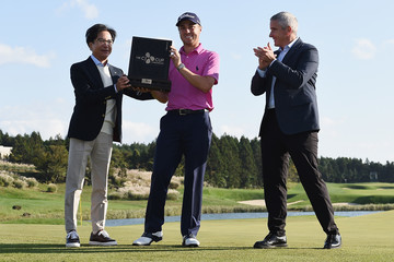 Jay Monahan The CJ Cup - Final Round