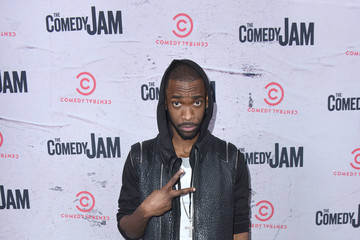 Jay Pharoah The Comedy Jam on Comedy Central Premiere Party