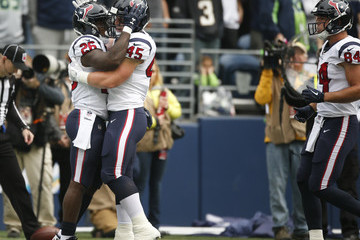 Jay Prosch Houston Texans v Seattle Seahawks