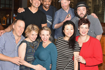 Jay Reiss '25th Annual Putnam County Spelling Bee' 10th Anniversary Concert Reunion - Reception