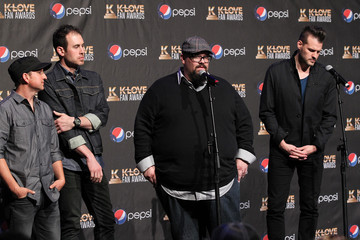 Jay Weaver 3rd Annual KLOVE Fan Awards At The Grand Ole Opry House -  Press Room & Backstage