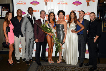 Jay Williams 17th Annual Hooters International Swimsuit Pageant