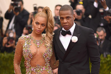 Jay-Z Beyonce Knowles 'China: Through The Looking Glass' Costume Institute Benefit Gala - Arrivals