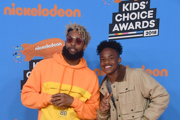 Jaylin Smith Nickelodeon's 2018 Kids' Choice Awards - Arrivals