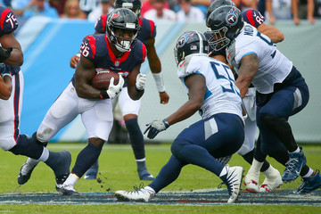Jayon Brown Houston Texans vs. Tennessee Titans