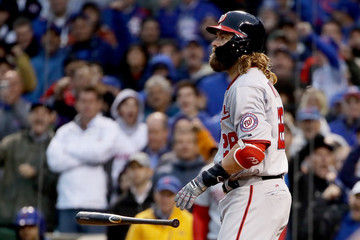 Jayson Werth Divisional Round - Washington Nationals v Chicago Cubs - Game Four