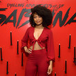Jaz Sinclair Netflix's 'The Chilling Adventures of Sabrina' Q&A And Reception