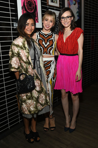 """Disney With The Cinema Society & Samsung Host A Screening Of """"The Jungle Book"""" - After Party"""