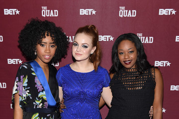 Jazz Raycole BET Presents The Premiere Screening Of 'The Quad' - Arrivals