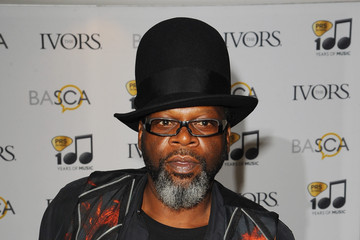 Jazzie B Arrivals at the Ivor Novello Awards