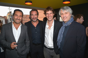 Jean Dujardin Sidonie Dumas and Gaumont Honored at Cannes