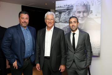 Jean-Francois Sberro Haute Living Honors Richard Gere With Rolls-Royce and Hublot