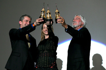 Jean-Michel Cousteau Santa Barbara International Film Festival Attenborough Award