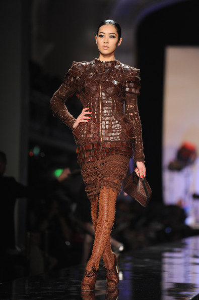 Jean-Paul Gaultier: Paris Fashion Week Haute Couture A/W 2009/10