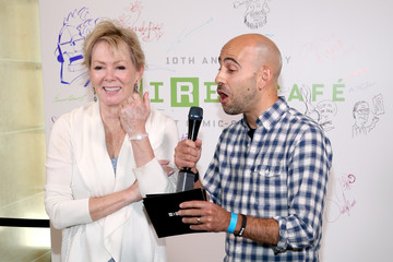 Jean Smart 2017 WIRED Cafe at Comic Con, Presented By AT&T Audience Network - Day 2