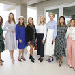 Jeanine Kay Visionary Women Presents A Private Art Tour And Membership Luncheon In Los Angeles