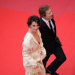 Jeanne Balibar Atmosphere - The 70th Annual Cannes Film Festival