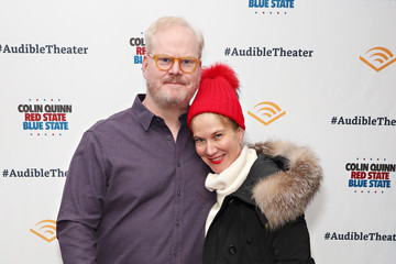 Jeannie Gaffigan Opening Night Of 'Colin Quinn: Red State Blue State'