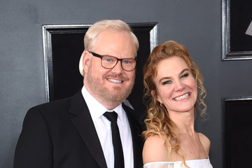 Jeannie Gaffigan 60th Annual GRAMMY Awards - Arrivals