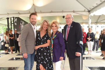 Jeannie Seely 2018 Music City Walk Induction Ceremony