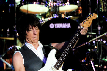 Jeff Beck Performances at the Greek Theatre in LA