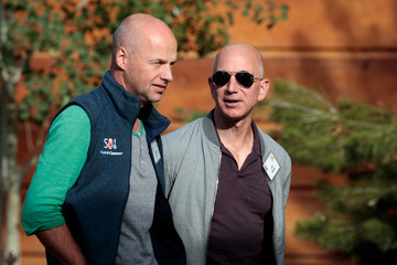 Jeff Bezos Annual Allan And Co. Investors Meeting Draws CEO's And Business Leaders To Sun Valley, Idaho
