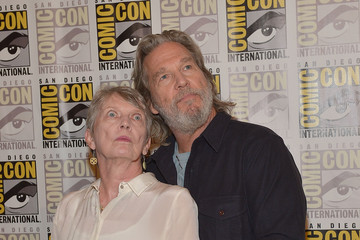 Jeff Bridges 'The Giver' Panel at Comic-Con