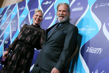 Jeff Bridges 2nd Annual unite4:humanity Presented By ALCATEL ONETOUCH - Red Carpet