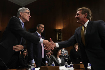 Jeff Flake Senate Judiciary Committee Hears Testimony From FCC Leaders on Proposed FCC Privacy Rules
