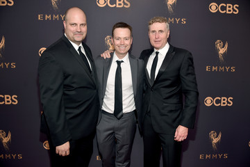 Jeff Frost 69th Annual Primetime Emmy Awards - Executive Arrivals